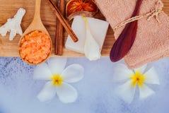 Spa and wellness treatment Stock Photo