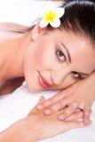 Spa woman Royalty Free Stock Photos