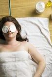 spa woman στοκ φωτογραφίες με δικαίωμα ελεύθερης χρήσης