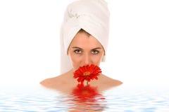 Spa woman Stock Photos