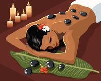 Spa_women_2 Stock Photo
