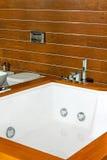 spa wooden Στοκ Εικόνες