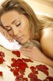 spa złagodzone v Zdjęcia Stock