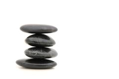 Spa zen stones Stock Image