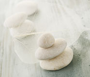 Spa Zen Stones Royalty Free Stock Image