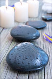 Spa zen stones Royalty Free Stock Photography