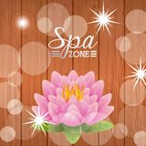 Spa zone Stock Images
