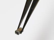 spaander condensator Stock Fotografie