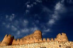 Spaans kasteel royalty-vrije stock foto's