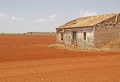 Spaans landbouwbedrijf Stock Afbeeldingen