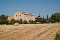 Spaans landbouwbedrijf Stock Foto