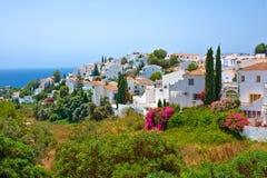 Spaans landschap Royalty-vrije Stock Afbeelding