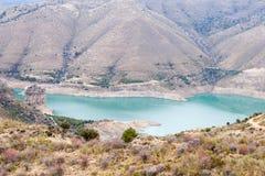 Spaans landschap Royalty-vrije Stock Afbeeldingen
