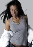 Spaans Model Stock Fotografie