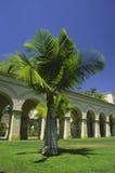Spaanse architectuur in het Park van Balboa, San Diego Stock Fotografie