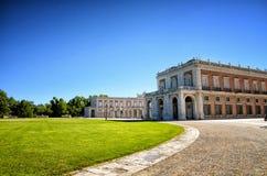 Spaanse bestemming, Aranjuez Historische koninklijke stad Stock Foto