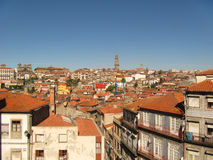 Spaanse cityscape. royalty-vrije stock fotografie