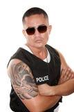 Spaanse Cop royalty-vrije stock foto's