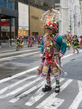 2016 Spaanse Dagparade in New York Royalty-vrije Stock Foto
