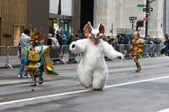 2016 Spaanse Dagparade in New York Royalty-vrije Stock Afbeeldingen