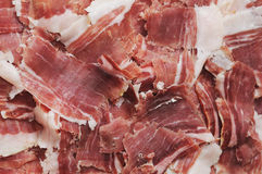 Spaanse ham Stock Foto's