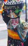 Spaanse Internationale Dagparade Royalty-vrije Stock Afbeeldingen