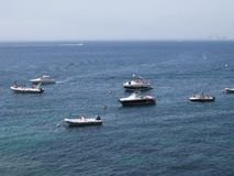 Spaanse jachthaven Royalty-vrije Stock Afbeeldingen