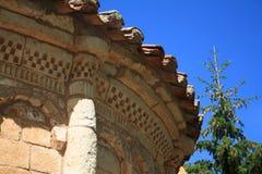 Spaanse kapeldetails   Royalty-vrije Stock Foto's