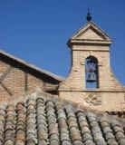 Spaanse Klokketoren Royalty-vrije Stock Foto's