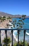 Spaanse kust Royalty-vrije Stock Foto's