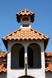 Spaanse/Mediterrane Architectuur Royalty-vrije Stock Foto's
