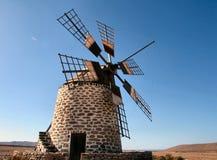Spaanse molen royalty-vrije stock afbeeldingen
