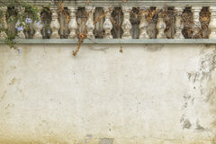 Spaanse Muur Royalty-vrije Stock Foto