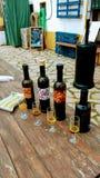 Spaanse olijfolie Royalty-vrije Stock Fotografie