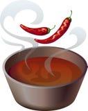 Spaanse peper royalty-vrije illustratie