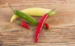 Spaanse peper Stock Afbeeldingen