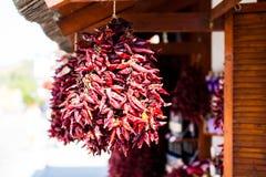Spaanse peper 7 Royalty-vrije Stock Fotografie