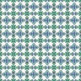 Spaanse tegels royalty-vrije illustratie