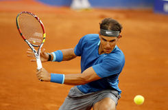 Spaanse tennisspeler Rafa Nadal Stock Foto's