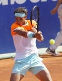 Spaanse tennisspeler Rafa Nadal Stock Afbeelding