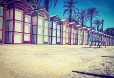 Spaanse Vakantie Royalty-vrije Stock Afbeeldingen