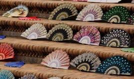 Spaanse ventilators Royalty-vrije Stock Afbeeldingen