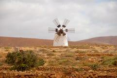 Spaanse windmolen Stock Afbeeldingen