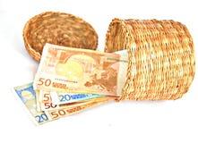 Spaarpot Royalty-vrije Stock Afbeelding