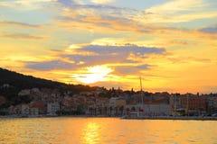Spaccatura, Croatia Fotografia Stock Libera da Diritti