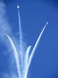 Spaccatura di Airshow Immagine Stock Libera da Diritti