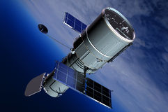 The space stock illustration