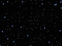 Space. A congestion of stars. Astronomy background galaxy Stock Photo