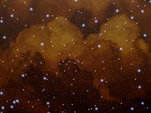Space. A congestion of stars. Astronomy background galaxy Royalty Free Stock Photos