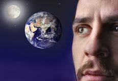 Space Royalty Free Stock Photo
